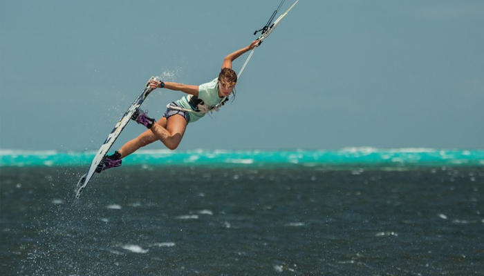 world kiteboarding league wkl texel nederland 2