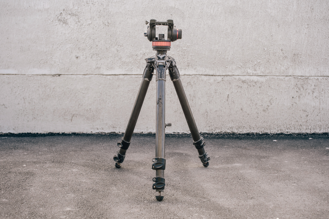 3 manfrotto 055 tripod